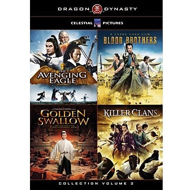 Dragon Dynasty Collection: Volume 2