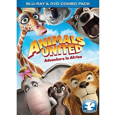 Animals United (Blu-Ray + DVD)