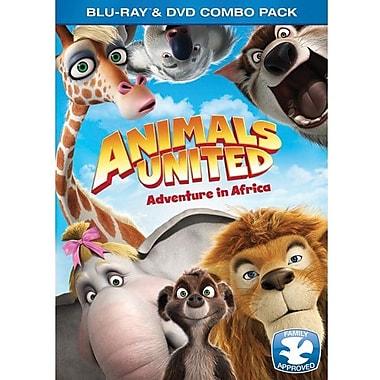 Animals United (Blu-Ray + DVD)