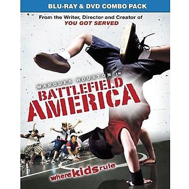 Battlefield America (Blu-Ray + DVD)