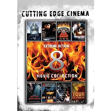 Extreme Action 8 Movies