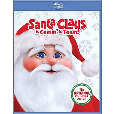 Santa Claus is Comin' to Town (Blu-Ray)