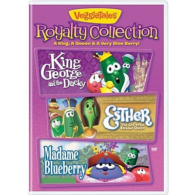 Veggie Tales: Royalty Collection-A King, A Queen and a Very Blue Berry