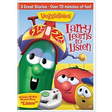 Veggie Tales: Larry Learns to Listen