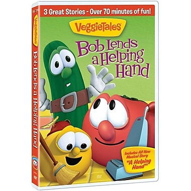 Veggie Tales: Bob lends a Helping Hand