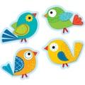 Carson-Dellosa Boho Birds Cut-Outs, Grades PK - 8