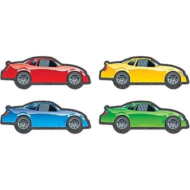 Carson-Dellosa Race Cars Cut-Outs