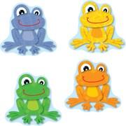 Carson-Dellosa FUNky Frogs Cut-Outs, Grades PK - 8