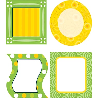 Carson-Dellosa Lemon Lime Cut-Outs, Grades PK - 8