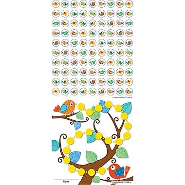 Carson-Dellosa Boho Birds Chart, Grades PK - 5
