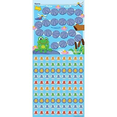 Carson-Dellosa FUNky Frogs Chart, Grades PK - 5