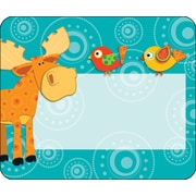 Carson-Dellosa Moose & Friends Name Tags