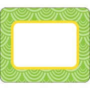 Carson-Dellosa Lemon Lime Name Tags, Grades PK - 5