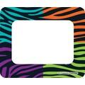 Carson-Dellosa Wild Style Multicolored Name Tags, Grades PK - 5