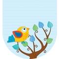 Carson-Dellosa Boho Birds Notepad