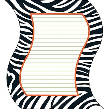 Carson-Dellosa Wild Style Notepad