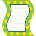 Carson-Dellosa Lemon Lime Notepad