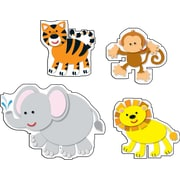 Carson-Dellosa Animals Stickers