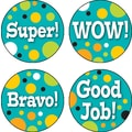 Carson-Dellosa Teal Appeal Motivators Stickers
