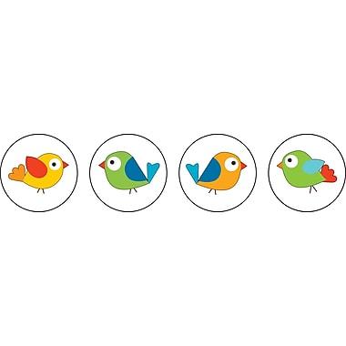 Carson-Dellosa Boho Birds Chart Seals, Grades PK - 8