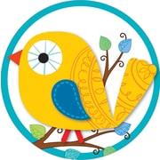 Carson-Dellosa Boho Birds Two-Sided Decoration