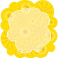 Carson-Dellosa Lemon Lime Two-Sided Decoration