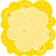 Carson-Dellosa Publishing 188043 Lemon Lime Two-Sided Decoration