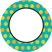 Carson-Dellosa Teal Appeal Two-Sided Decoration
