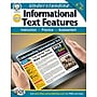Mark Twain Understanding Informational Text Features Workbook