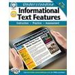 Mark Twain Understanding Informational Text Features Workbook