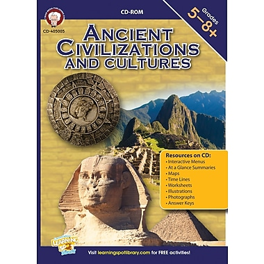 Mark Twain Ancient Civilizations and Cultures CD-ROM