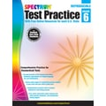 Spectrum® Test Practice Workbook, Grade 6