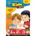 Brighter Child Math Workbook, Grades K - 1