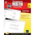 Frank Schaffer Singapore Math Challenge Workbook, Grades 2 - 5