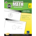 Frank Schaffer Singapore Math Challenge,Workbook,352 pages