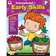 Carson-Dellosa Early Skills Workbook, Grade PK