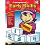 Carson-Dellosa Early Skills Workbook, Grade K