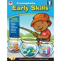 Carson-Dellosa Early Skills Workbook, Grade 1