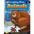 Carson-Dellosa Animals Workbook