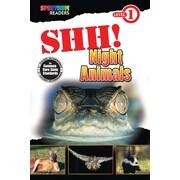 Spectrum Shh! Night Animals Reader
