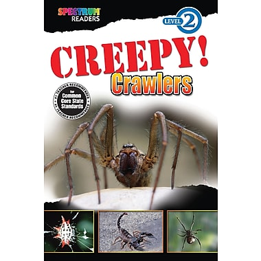 Spectrum Creepy! Crawlers Reader
