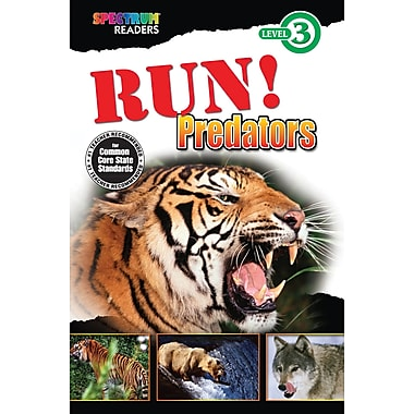 Spectrum Run! Predators Reader