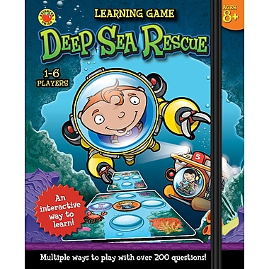 Brighter Child Deep Sea Rescue, Game