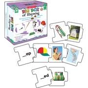 Key Education Big Box of Rhyming Puzzle
