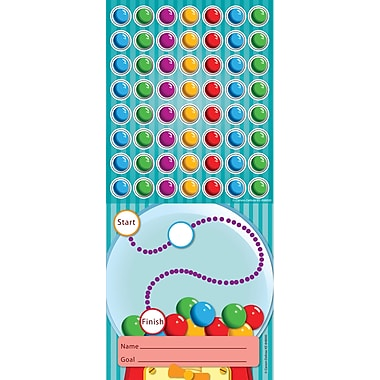 Key Education Gum Ball Machine Chart