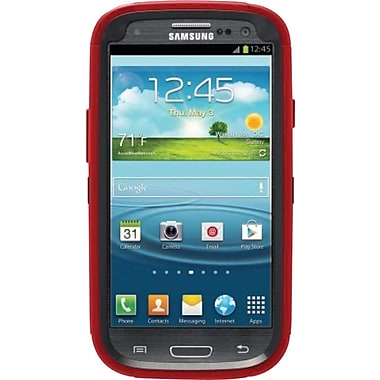 OtterBox® Defender Series Case for Samsung Galaxy S III, Flame