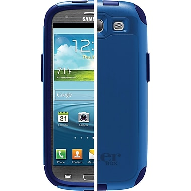 OtterBox® Commuter Series Case for Samsung Galaxy S III, Night Sky