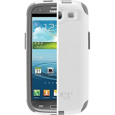 OtterBox Commuter Series Case for Samsung Galaxy S III, Glacier