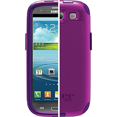 OtterBox® Commuter Series Case for Samsung Galaxy S III, Boom