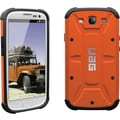 Urban Armor Gear Composite Hybrid Case for Samsung Galaxy S III, Rust/Black